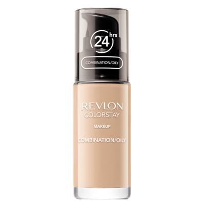 Imagem 1 do produto Colorstay Pump Combination/Oily Skin Revlon - Base Líquida - 220 Natural Beige