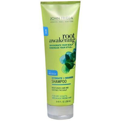 John Frieda Root Awakening Hydrate + Nourish - Shampoo Hidratante - 250ml