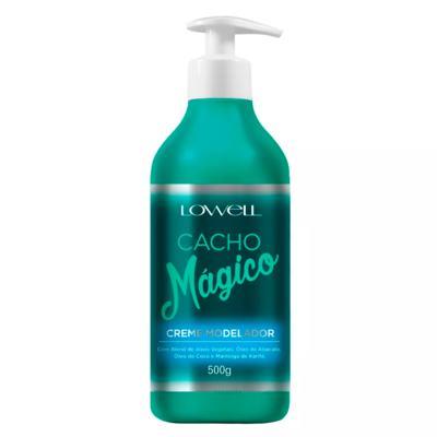 Lowell Cacho Mágico Kit: Creme + Fluído + Gelatina + Oil + Máscara + Shampoo - Kit