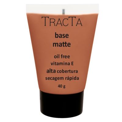 Base Facial Matte Tracta Oil Free - 06   40g
