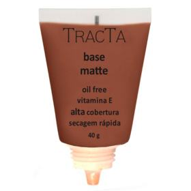 Base Facial Matte Tracta Oil Free - 07 | 40g