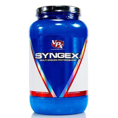 Imagem 1 do produto Syngex Whey Protein Vpx 907g Sabor Cookies e Cream