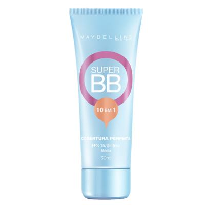 Base Facial Maybelline Super BB Cream - Médio