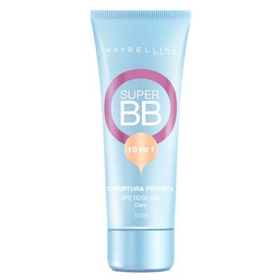 Base Facial Maybelline Super BB Cream - Claro