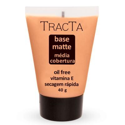 Base Facial Matte Tracta Média Cobertura - 05