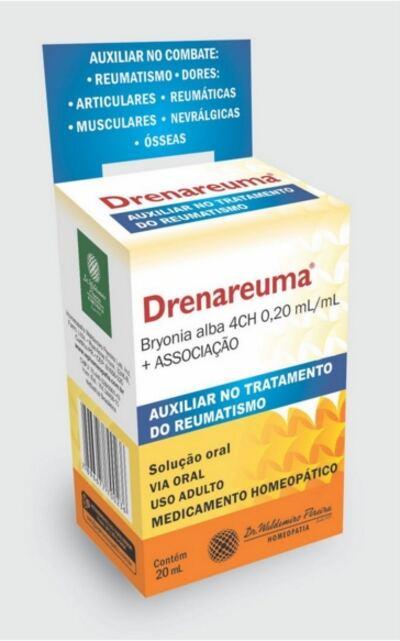 Imagem 1 do produto Drenareuma -