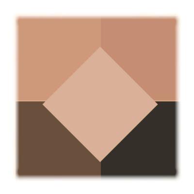 Imagem 2 do produto Quinteto de Sombras Lumière Vult - Sombra - 01 - Diva