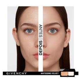 Base Facial Givenchy - Matissime Velvet - 04 - Mat Beige