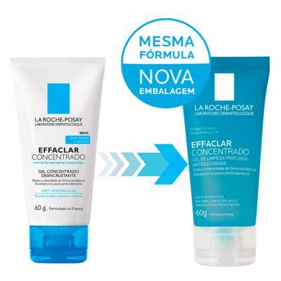 Imagem 2 do produto Gel de Limpeza Facial La Roche-Posay - Effaclar Concentrado - 60g