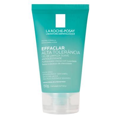 Imagem 1 do produto Gel de Limpeza Facial La Roche-Posay - Effaclar Alta Tolerância - 150g