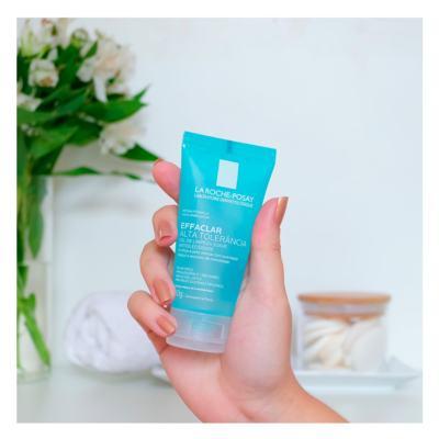 Imagem 3 do produto Gel de Limpeza Facial La Roche-Posay - Effaclar Alta Tolerância - 60g
