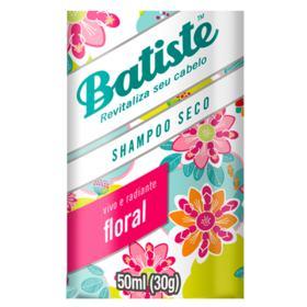 Floral Batiste - Shampoo Seco - 50ml