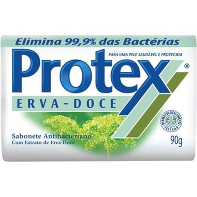 Imagem 2 do produto Sabonete Erva Doce Protex - 90g -