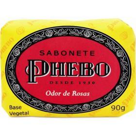 Sabonete Phebo - Odor de Rosas   90g
