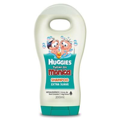 Shampoo Infantil Turma da Mônica Suave 200ml