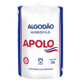 Algodão em Rolo Apolo - Hidrófilo | 500g