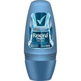 Desodorante Roll-On Rexona Masculino Xtra Cool 50ml - 50mL