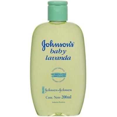 Colônia Infantil Johnson Lavanda 200ml