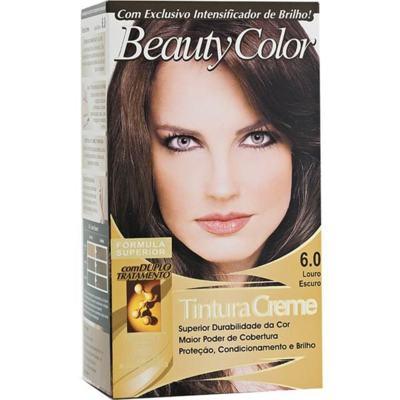 Imagem 1 do produto Tintura Permanente Beauty Color 6.0 Louro Escuro