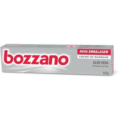 Imagem 2 do produto Creme para Barbear Bozzano Aloe Vera 65g -