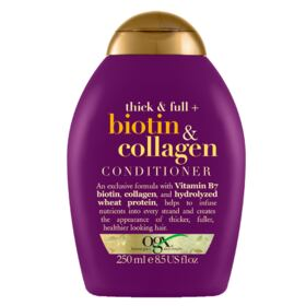 OGX Biotin & Collagen - Condicionador Volumizador - 250ml