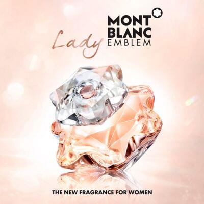 Imagem 3 do produto Lady Emblem Montblanc - Perfume Feminino - Eau de Parfum - 30ml