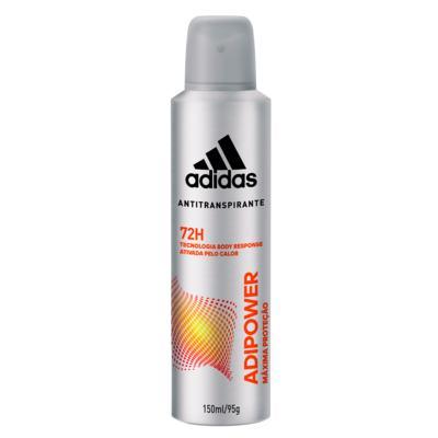 Desodorante Antitranspirante Adidas Masculino - Adipower - 150ml