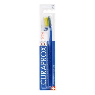 Escova Dental Curaprox Ortho Ultra Soft - Cores Sortidas | 1 unidade