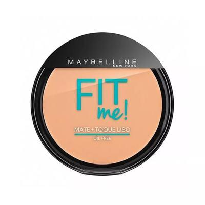 Imagem 6 do produto Fit Me! Maybelline - Pó Compacto para Peles Clara - 140 - Claro Singular