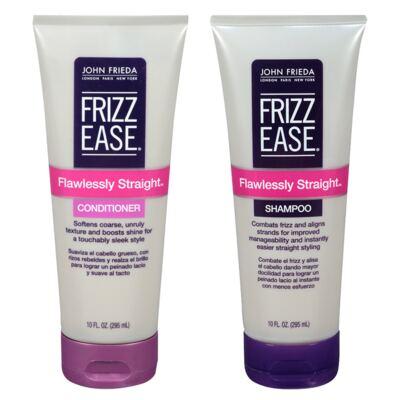 Imagem 1 do produto Kit Shampoo + Condicionador John Frieda Frizz-Ease Flawlessly Straight - Kit