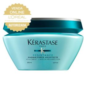 Kérastase Résistance Force Architect - Máscara de Tratamento - 200ml