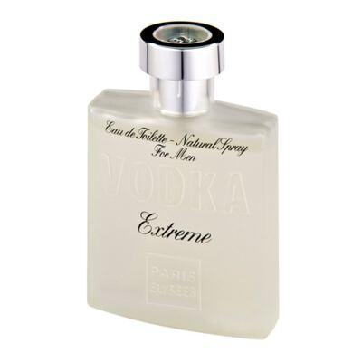Vodka Extreme Paris Elysees - Perfume Masculino - Eau de Toilette - 100ml