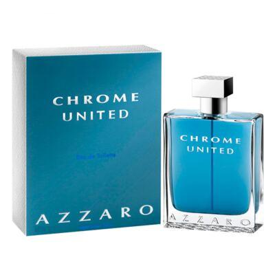 Imagem 2 do produto Chrome United Azzaro - Perfume Masculino - Eau de Toilette - 100ml