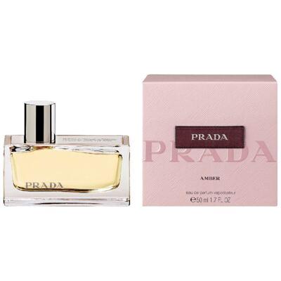 Imagem 1 do produto Prada Amber Prada - Perfume Feminino - Eau de Parfum - 50ml