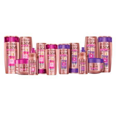 Imagem 2 do produto L'Oréal Paris Elseve Quera-Liso Leve e Sedoso - Creme de Tratamento - 300g
