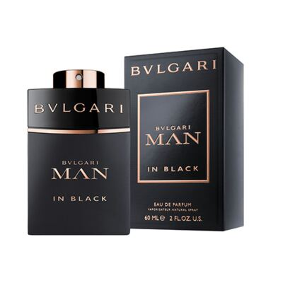 Imagem 2 do produto BVLGARI Man in Black BVLGARI - Perfume Masculino - Eau de Parfum - 60ml