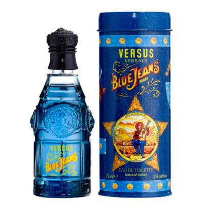 Imagem 1 do produto Blue Jeans Versace - Perfume Masculino - Eau de Toilette - 75ml
