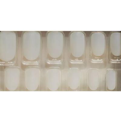 Imagem 2 do produto Unhas Postiças Basics Oval Bisou - Unhas Postiças - 1 Un
