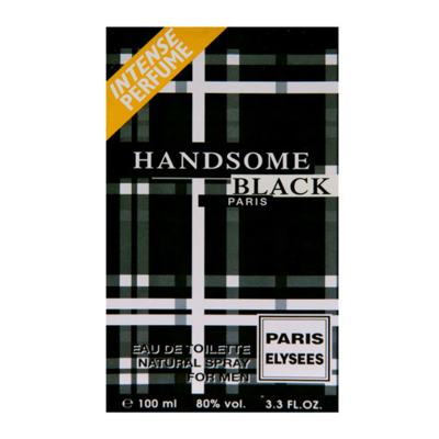 Imagem 2 do produto Handsome Black Paris Elysees - Perfume Masculino - Eau de Toilette - 100ml