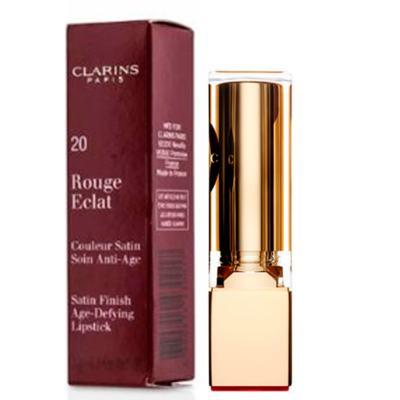 Imagem 3 do produto Rouge Eclat Clarins - Batom - 20 - Red Fucshia