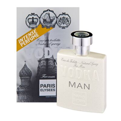 Imagem 3 do produto Vodka Man Paris Elysees - Perfume Masculino - Eau de Toilette - 100ml