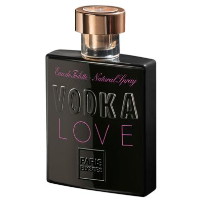 Imagem 1 do produto Vodka Love Paris Elysees - Perfume Feminino - Eau de Toilette - 100ml
