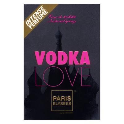 Imagem 3 do produto Vodka Love Paris Elysees - Perfume Feminino - Eau de Toilette - 100ml