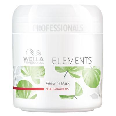 Wella Professionals Elements Renewing Mask - Máscara de Reconstrução - 150ml