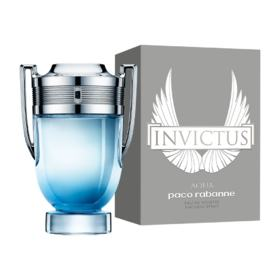 Invictus Aqua Paco Rabanne - Perfume Masculino - Eau de Toilette - 100ml
