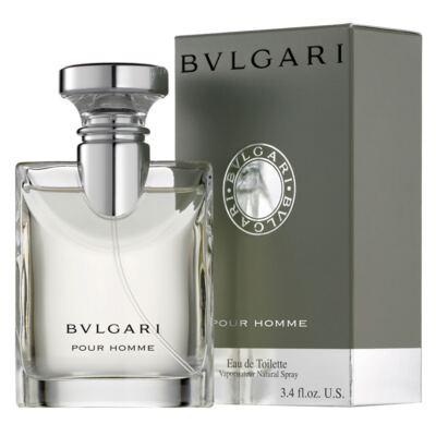 Imagem 2 do produto BVLGARI Pour Homme BVLGARI - Perfume Masculino - Eau de Toilette - 100ml