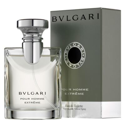 Imagem 2 do produto BVLGARI Pour Homme BVLGARI - Perfume Masculino - Eau de Toilette - 30ml