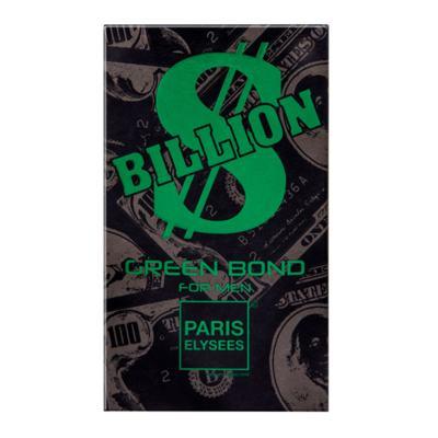 Imagem 2 do produto Billion Green Bond Paris Elysees - Perfume Masculino - Eau de Toilette - 100ml