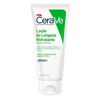 CeraVe Loção - Limpeza Hidratante | 200ml