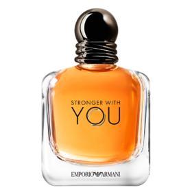 Stronger with You Giorgio Armani Perfume Masculino - Eau de Toilette - 100ml